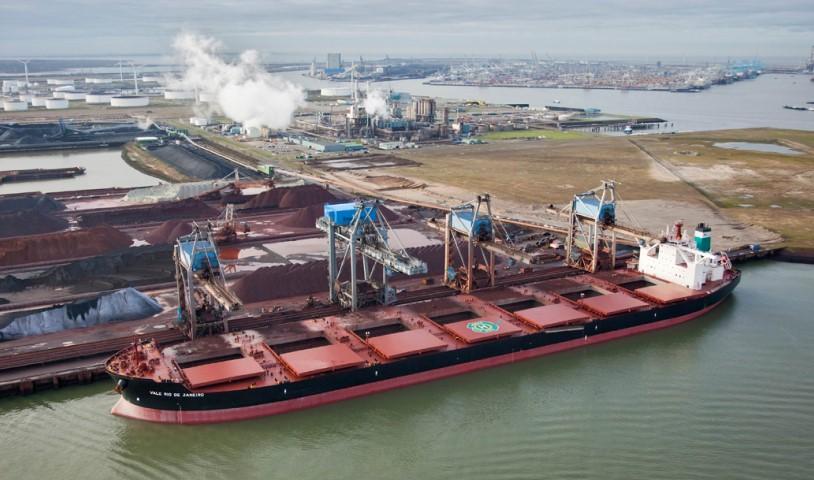 Resultado de imagem para Portos movimentaram mais de 400 milhões de toneladas de minério em 2018