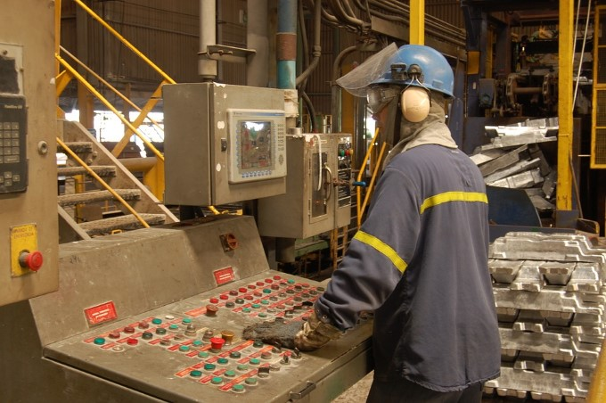 Indústria inicia o segundo semestre com alta de 0,8% em julho