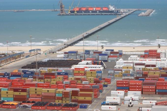 Porto do Pecém fecha terceiro tri com alta de 38% e resultado acumulado de 62%