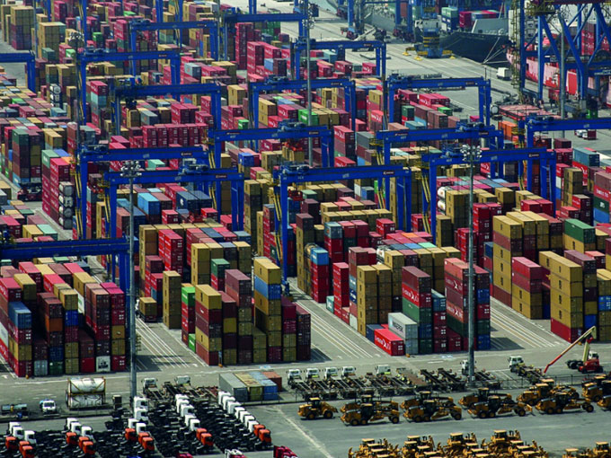 Porto de Santos movimentou 64,5 milhões de toneladas no primeiro semestre