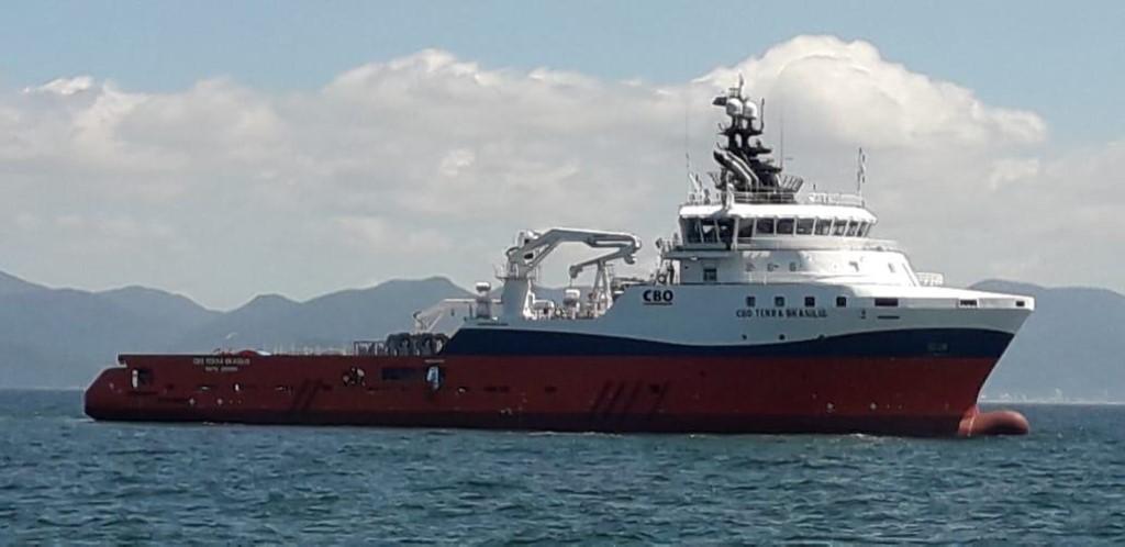 Resultado de imagem para CBO conclui série de AHTS e fecha ano com frota de 33 barcos de apoio