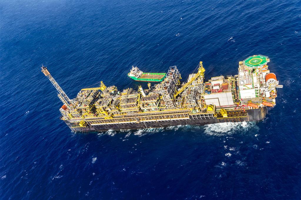 Resultado de imagem para Petrobras inicia produção da plataforma P-67 no Campo de Lula